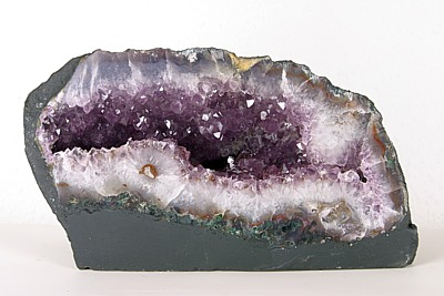 Amethyst geode, mini