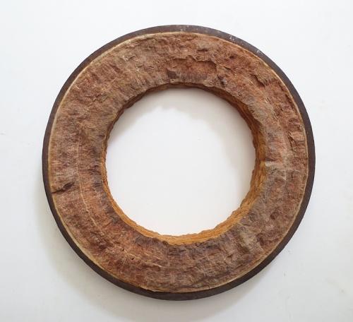 Carlsbad Aragonite tube, rough