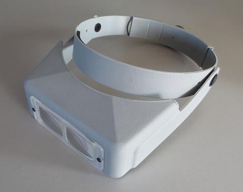Binokular-Kopfbandlupe 5x