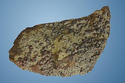Kalcit, Baryt, Pyrit