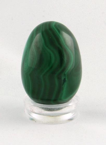 Egg - malachite