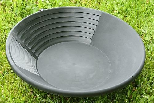Estwing Plastic Gold Pan, 30 cm