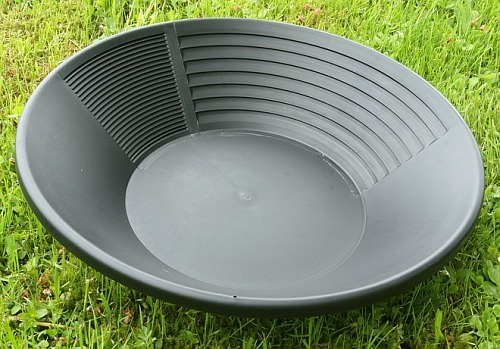 Estwing rýžovací pánev plastová, průměr 400 mm