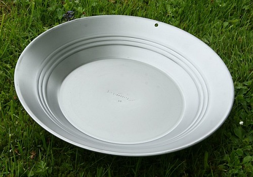 Estwing Gold Pan, steel 35 cm