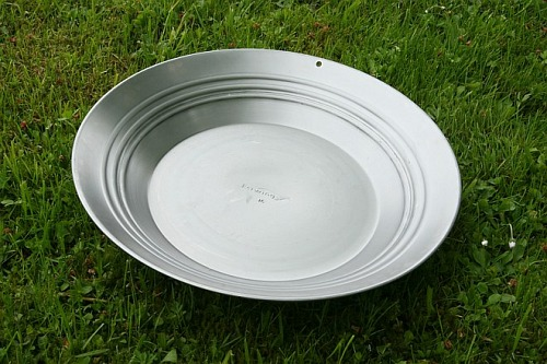 Estwing Gold Pan, steel 40 cm