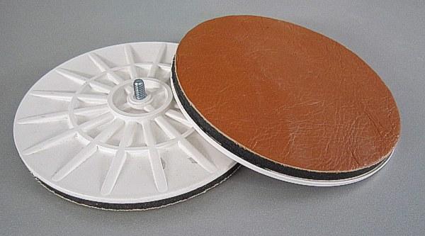 Fein Leder-Polierscheibe 140 mm
