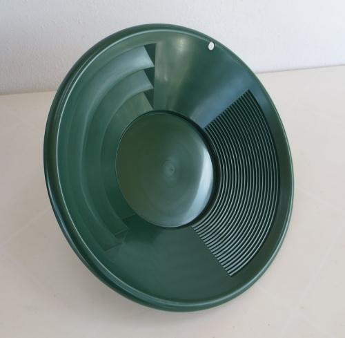 Goldwaschpfanne grün, 30 cm
