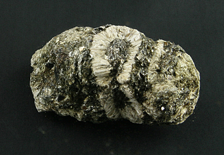 Hermanov ball with Anthophyllite and Chlorite