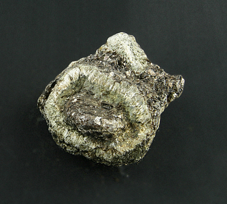 Hermanover Kugel mit Anthophyllit und Chlorit
