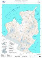 James Ross Island - Northern Part 1: 25000 (english,spanish)