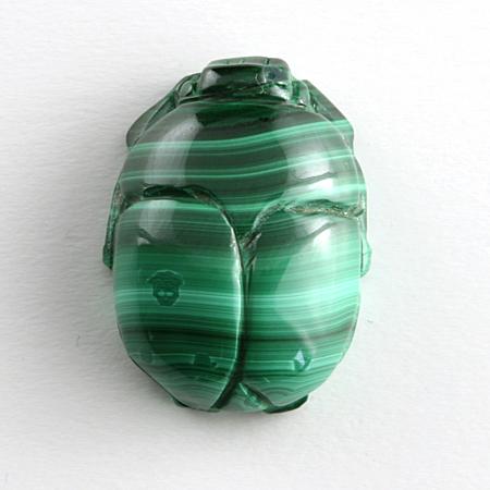 Malachite scarab