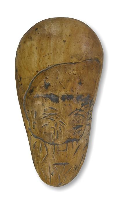 Venus (Maske) von Cejkovice (Abguss)