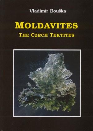 Moldavite book by Prof Bouska (english)