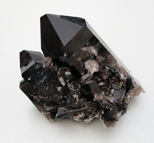 Morion - Variety of Smoky Quartz