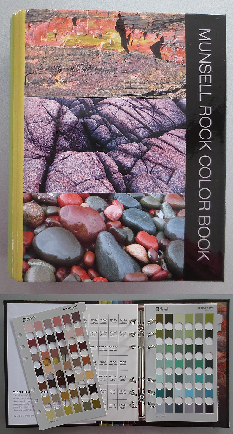 Munsell rock color chart topgeo munsell rock color chart nvjuhfo Gallery