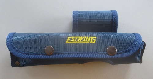 Nylon-Rock pick belt sheath, ESTWING for pointed tip