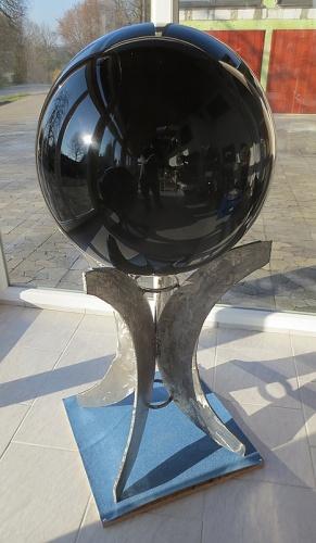 Obsidian sphere 60cm