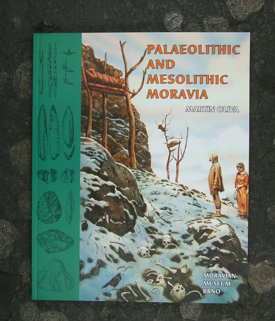 Paleolithic and Mesolithic Moravia (english)