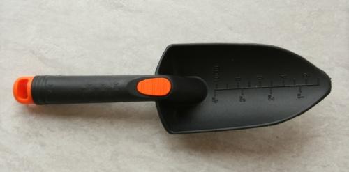 Lopatka pro odběr vzorků