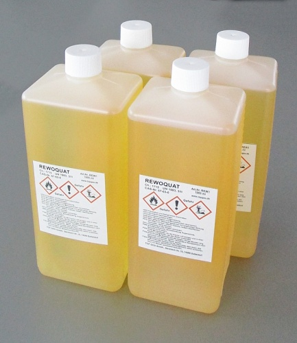 Rewoquat Fossilien-Reinigungsmittel 4 Liter