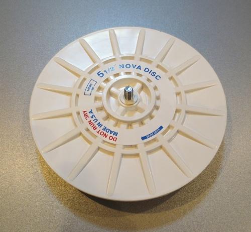 Standard Nova Diamant Polierscheibe 140 mm, 14000