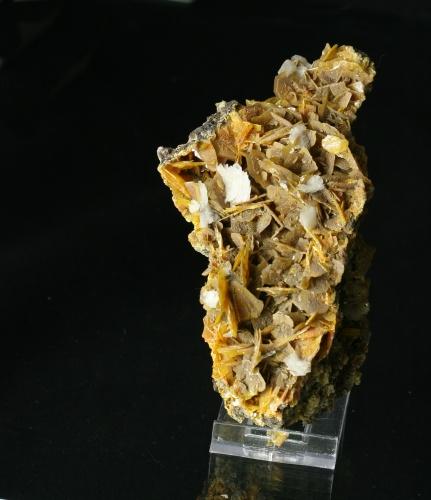 Wulfenit Pb(MoO4)